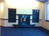 Fire Place at the New Library