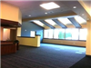 Open Hall by Reception Desk at the New Library