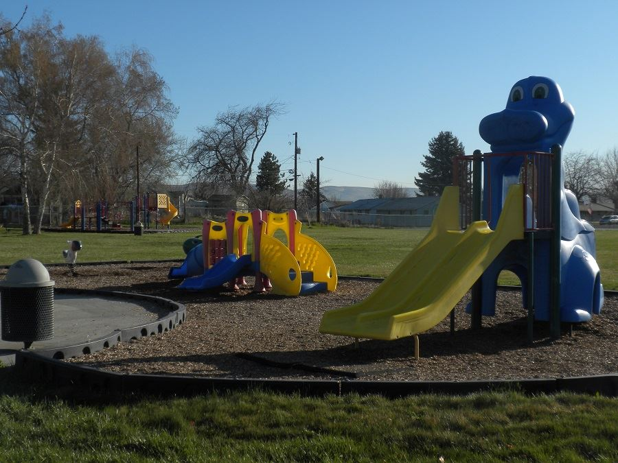 North Park, Play Area